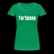 T-Shirts ~ Women's Premium T-Shirt ~ Joe T on the ladies...
