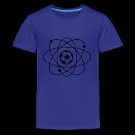 T-Shirts ~ Teenager Premium T-Shirt ~ Motive-Kinder-Shirt, Fussball