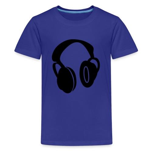 Musikliebhaber - Teenager Premium T-Shirt