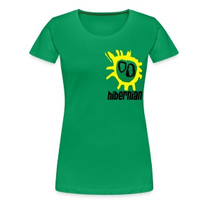 Hibs - Screamadelica - Women's Premium T-Shirt