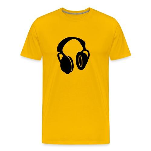 Music - Miesten premium t-paita