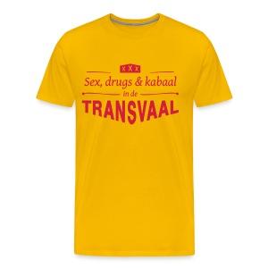 Transvaal SDK - Mannen Premium T-shirt