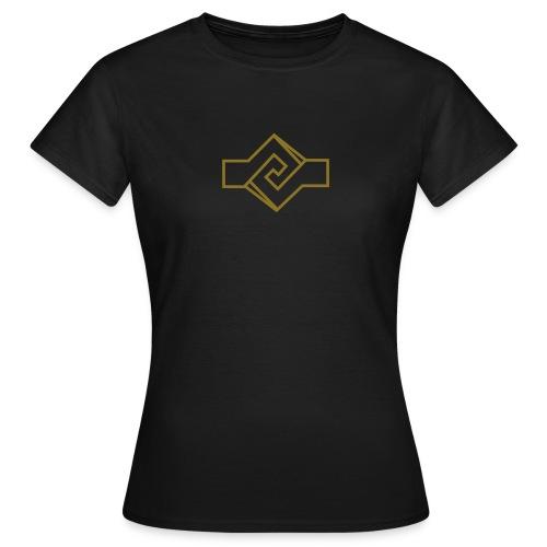 POH Gold on Brown Women's T-shirt - Women's T-Shirt
