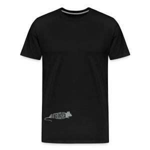 ratTenscharf (3XL) - Männer Premium T-Shirt