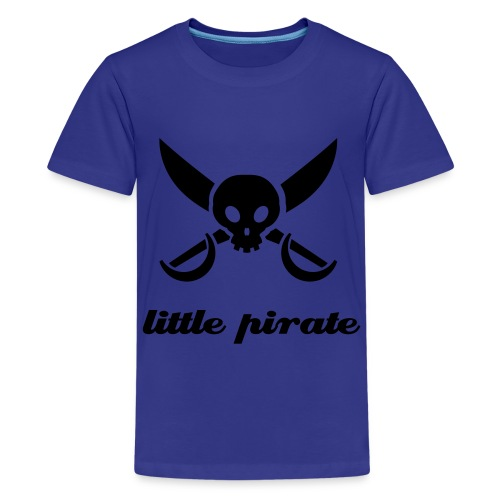 little pirate - T-shirt Premium Ado