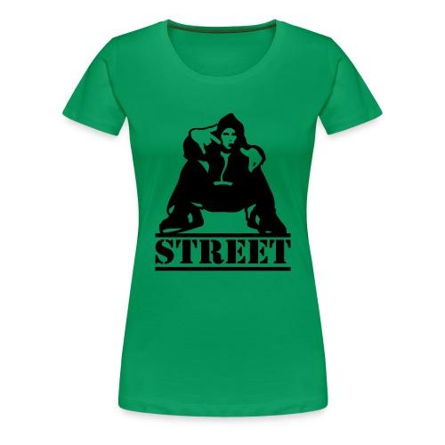 STREET - Women's Premium T-Shirt