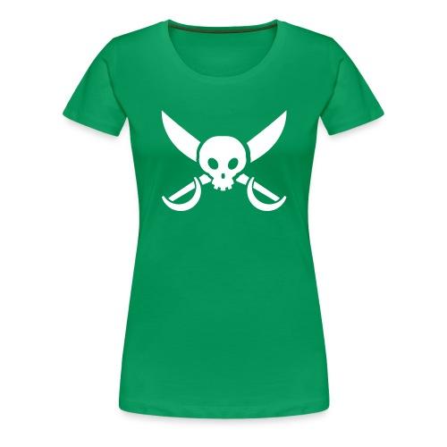 SKULLER - Women's Premium T-Shirt