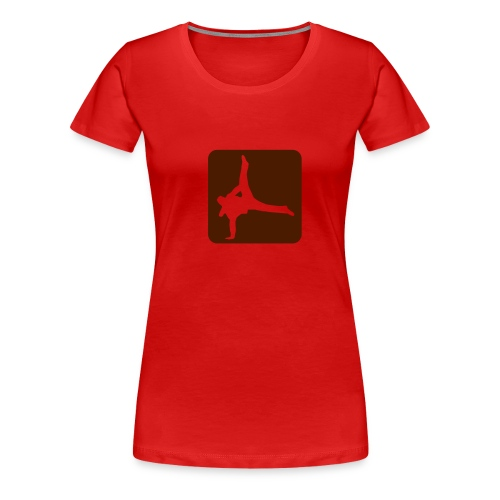 Breakdance - Frauen Premium T-Shirt