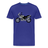 T-Shirts ~ Men's Premium T-Shirt ~ R1200GS 04-on (Sky)