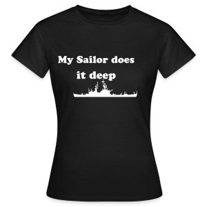 NavyWags short sleeved T-shirt - Women's T-Shirt