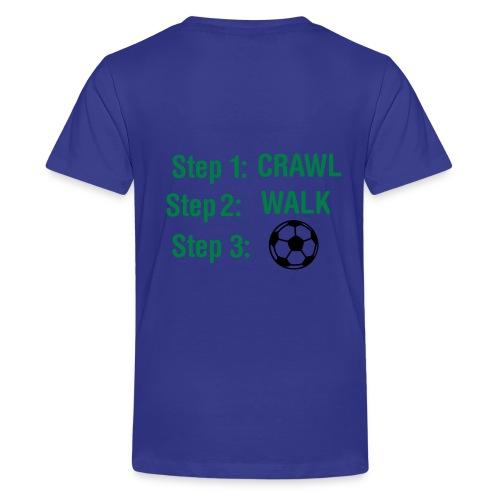 Kinder T-shirt - Teenager Premium T-Shirt
