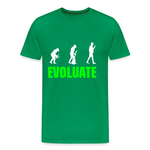 EVOLUATE - T-shirt Premium Homme