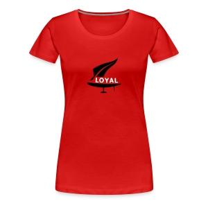 Team NZ Loyal Style - Women's Premium T-Shirt