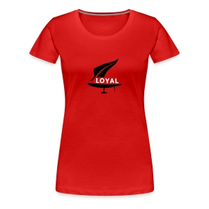 Team NZ Loyal Style - Women's Premium T-Shirt
