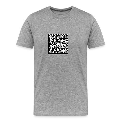 DokuWiki Semacode - Men's Premium T-Shirt