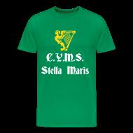 T-Shirts ~ Men's Premium T-Shirt ~ Stella Maris CYMS - Saviour's of Hibernian