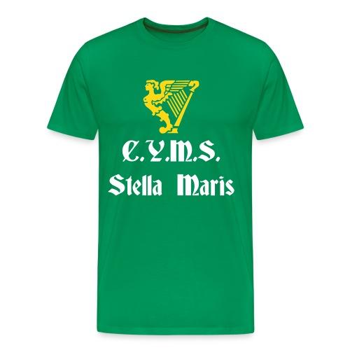 Stella Maris CYMS - Saviour's of Hibernian - Men's Premium T-Shirt