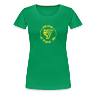 T-Shirts ~ Women's Premium T-Shirt ~ hibs & st pats  (you choose the colour of this item)
