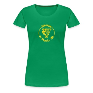 hibs & st pats  (you choose the colour of this item) - Women's Premium T-Shirt