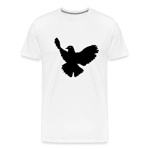 XXXL T-paita - Miesten premium t-paita