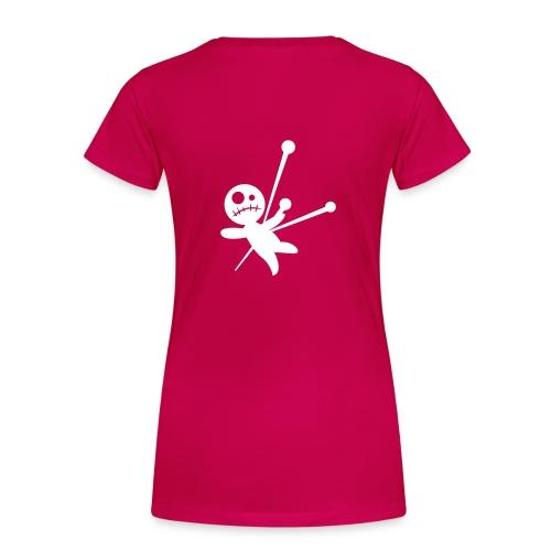 Be my vodoo! - Frauen Premium T-Shirt