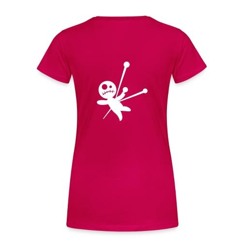 Be my vodoo! - Frauen Premium T-Shirt