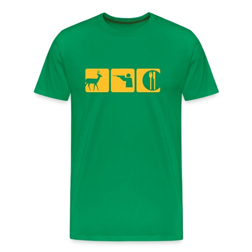 T-shirt Homme Food=deer - T-shirt Premium Homme