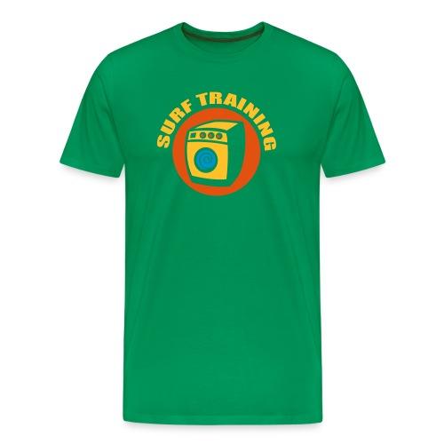 T-Shirt Surf Training - Männer Premium T-Shirt