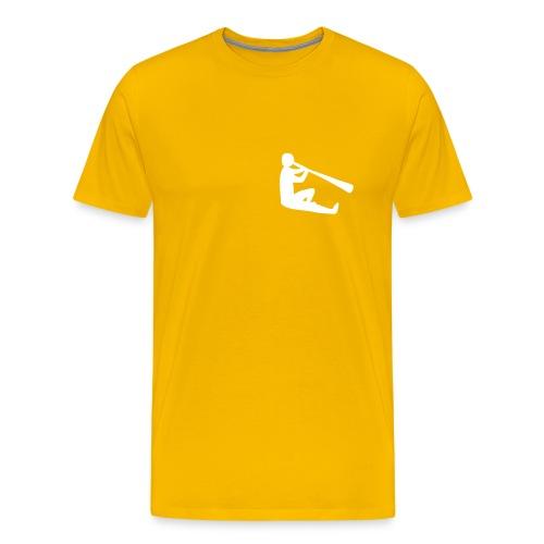 Classic-T YEL Didger 2 - Männer Premium T-Shirt