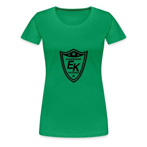 Girly-T LOGO - Frauen Premium T-Shirt