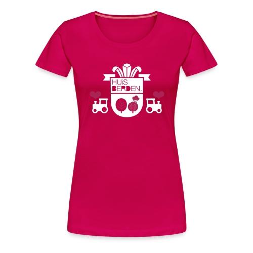 WAPPEN - Frauen Premium T-Shirt