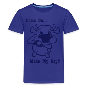 Make My Day! - Teenager Premium T-shirt
