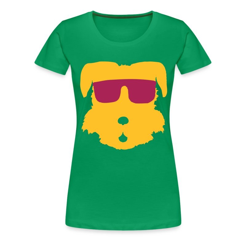 Archie the dog - Women's Premium T-Shirt