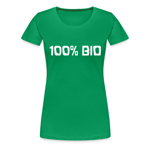 100% BIO - Frauen Premium T-Shirt