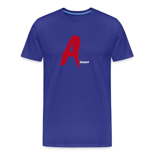 Atheist T-shirt - Men's Premium T-Shirt