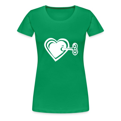 Let love be your energy - Frauen Premium T-Shirt