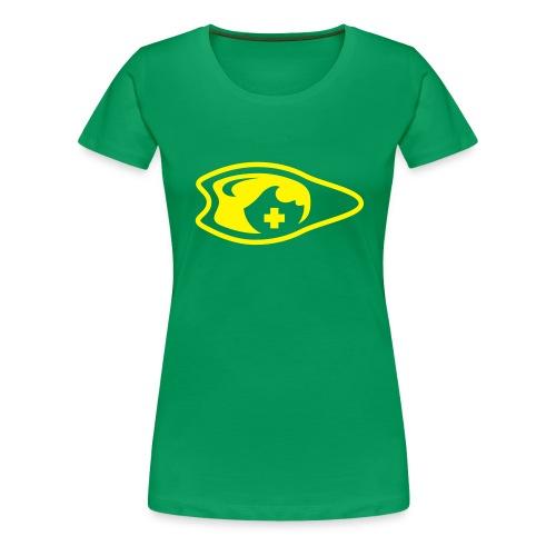 L'oeil du sauveteur - T-shirt Premium Femme