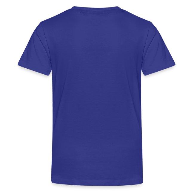 "Hempel unterm Sofa,""Outline"" - T-Shirt For Kids"