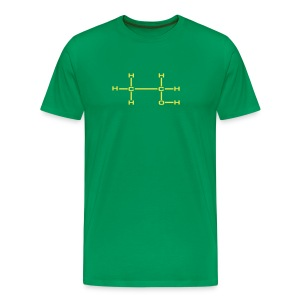Ethyl Alcohol - Men's Premium T-Shirt