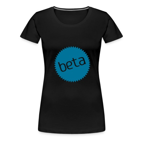 Beta - Modus - Frauen Premium T-Shirt