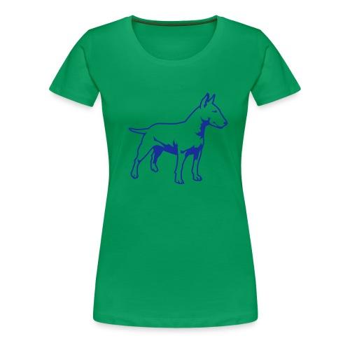 Bull Terrier - Women's Premium T-Shirt