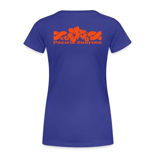 surfin' - T-shirt Premium Femme