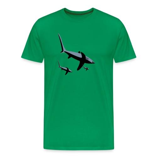 Sharks - Men's Premium T-Shirt