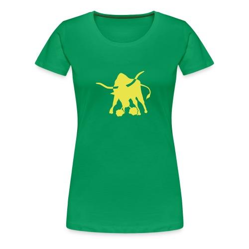 Bull - Women's Premium T-Shirt