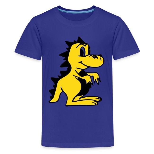 Cute For Kids - Golden Dragon (Blue)
