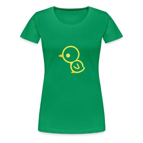 Duck 2 - T-shirt Premium Femme