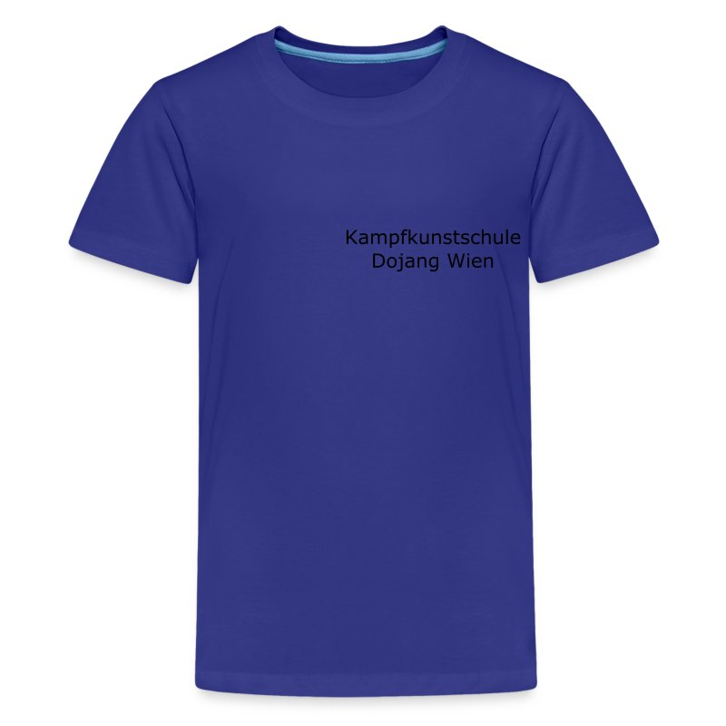 Kinder Shirt - Kampfzwerg - Teenager Premium T-Shirt