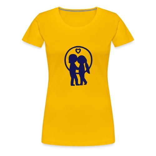 love girls new styl girl - Camiseta premium mujer