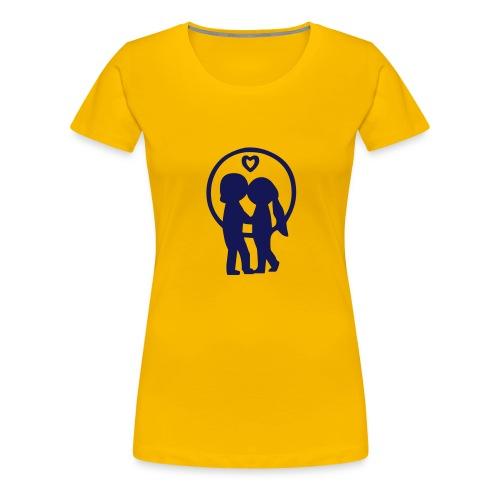 love girls new styl girl - Camiseta premium mujer