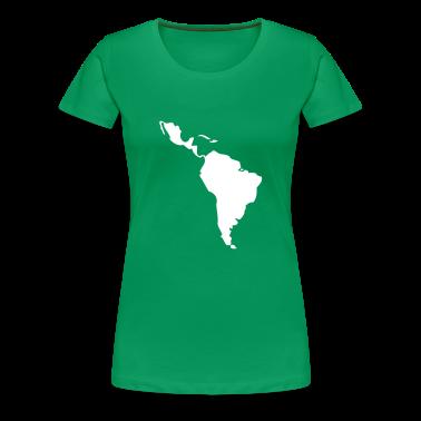 Verde kelly America Latina - America Meridionale Donna